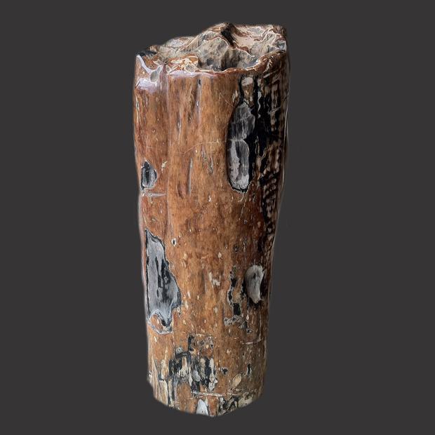 designer holzmobel skulptur moderne holz skulptur lampe